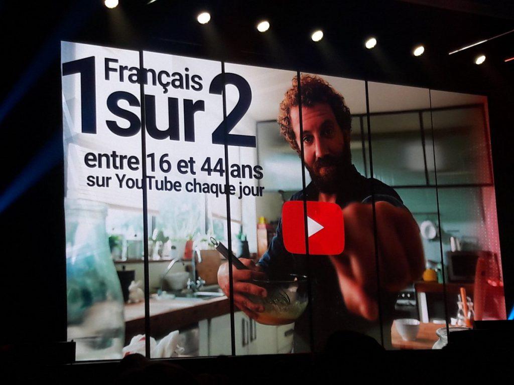 YouTube BrandCast Paris 2016 – Offremedia.com