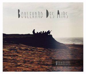 Album Bruxelles de Boulevard des Airs