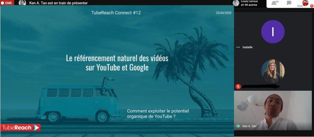 TRC#11 _ Le référencement naturel des vidéos